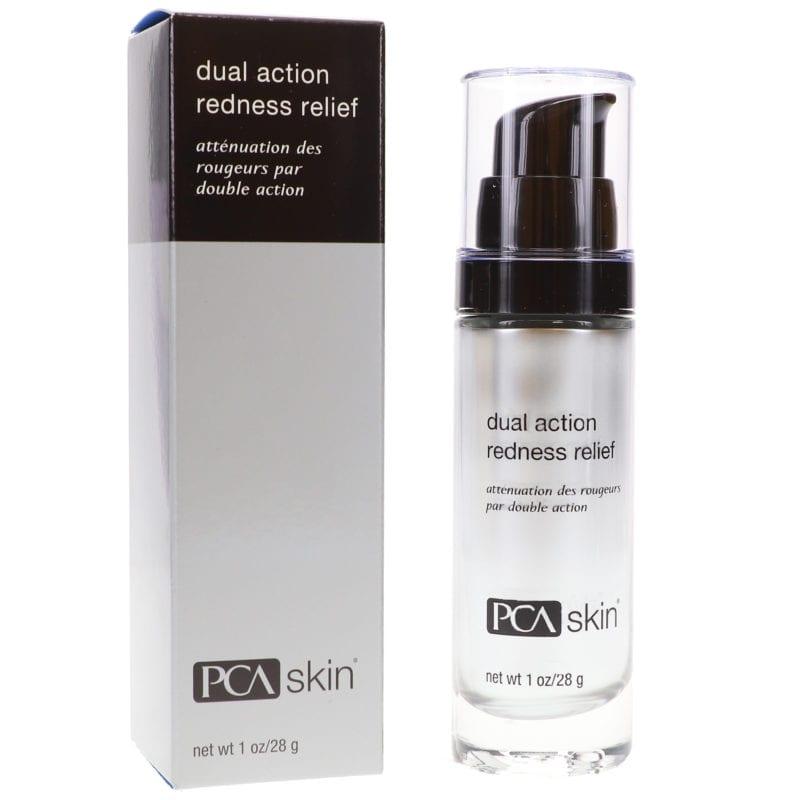 PCA Skin Dual Action Redness Relief Facial Serum 1 oz.