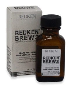 Redken Brews Beard & Skin Oil, 1.7 oz.