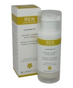 REN Skincare Clarimatte Invisible Pores Detox Mask 50ml/1.7Oz by REN