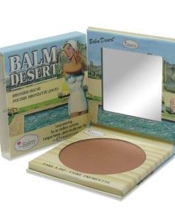 theBalm Balm Desert Take a Dip Blush Bronzer 0.225 Oz