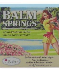 theBalm Balm Springs In Full Swing Blush Highlighter 0.197 Oz