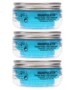 TIGI Bed Head Manipulator Texture Paste 2 Oz 3 Pack