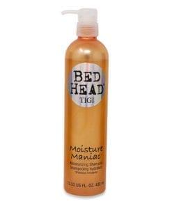 TIGI Bed Head Moisture Maniac Moisturizing Shampoo 13.53 Oz
