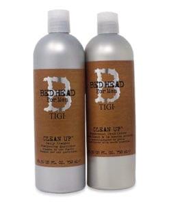 Tigi Bed Head For Men Shampoo & Conditioner 25.36 Oz Combo Pack