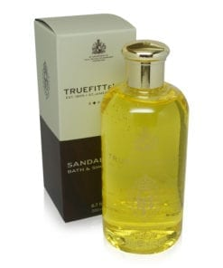 Truefitt & Hill Sandalwood Bath and Shower Gel 6.7 oz.