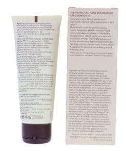 Ahava Age Perfecting Mineral Hand Cream SPF 15 2.5 oz.