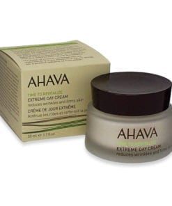 AHAVA Dead Sea Extreme Day Cream, Time to Revitalize, 1.7 oz.