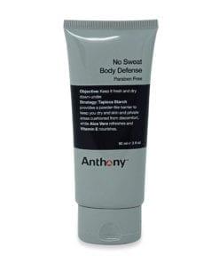 Anthony No Sweat Body Defense, 3 oz.