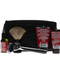 The Art of Shaving 5 Piece Travel Kit with Morris Park Razor, Sandalwood