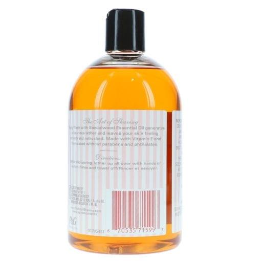 The Art of Shaving Body Wash Sandalwood 16.2 oz
