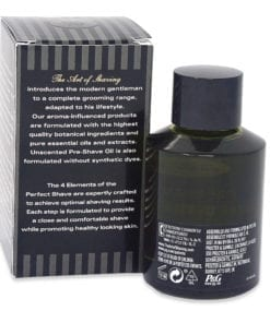 The Art of Shaving Pre-Shave Oil, Unscented, 2 Oz