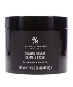 The Art of Shaving Shaving Cream Olibanum & Pepper 5 oz