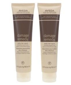 Aveda Damage Remedy Daily Repair 3.4 Oz 2 Pack