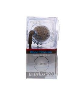 BaBylissPRO Nano Titanium 2 Rotating Hot Air Brush