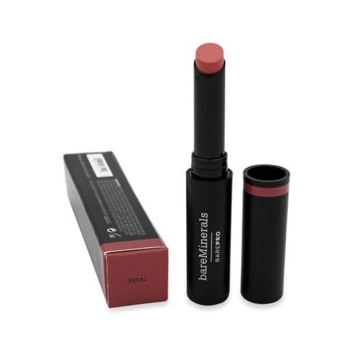 bareMinerals BAREPRO Longwear Lipstick Petal 0.07 oz