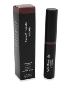 bareMinerals BAREPRO Longwear Lipstick Raisin 0.07 oz