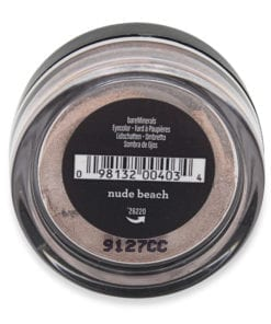 bareMinerals Nude Beach Eye Color for Women 0.02 oz