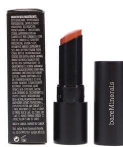 bareMinerals Gen Nude Radiant Lipstick Honeybun 0.12 oz