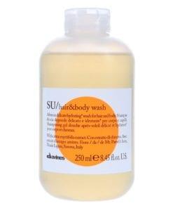 Davines SU Hair and Body Wash 8.5 Oz