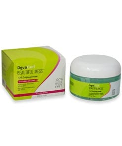 DevaCurl Beautiful Mess Curl Sculpting Pomade, 3.8 Oz