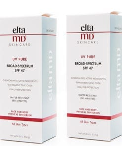 Elta MD UV Pure SPF 47 Broad Spectrum Sunscreen 4 oz. - Two Pack