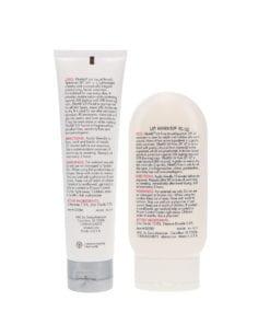 Elta MD UV Facial SPF30+ Broad Spectrum Moisturizing Facial Sunscreen 3oz & UV Pure SPF47 Broad Spectrum Face & Body 4oz