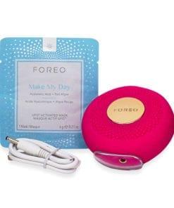 FOREO UFO Smart Mask Treatment Device - Mini Fuchsia