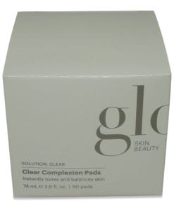 Glo Skin Beauty Clear Complexion Pads 2.5 oz.