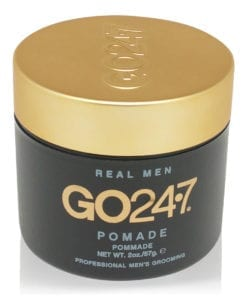 GO247 Real Men Pomade 2 oz.