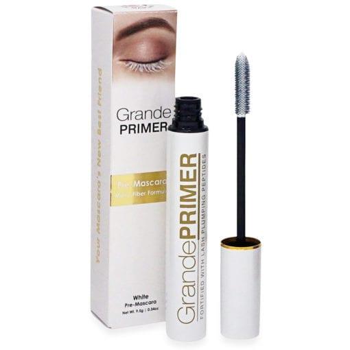 GrandeLash GrandePRIMER Pre-Mascara Lengthener & Thickener, White 0.34 oz