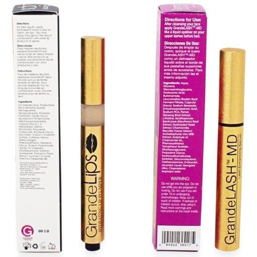 GrandeLash Sexy Eyes Sexy Lips Gift Set