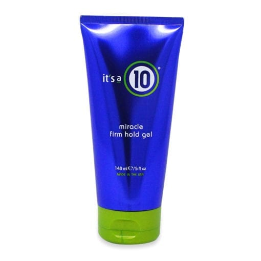 Its A 10. Miracle Firm Hold Gel 5 Oz