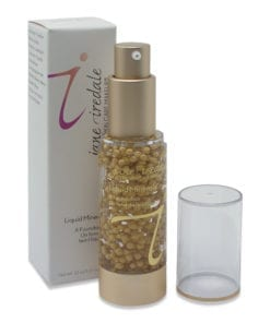 jane iredale Liquid Minerals A Foundation Golden Glow 1.01 Oz