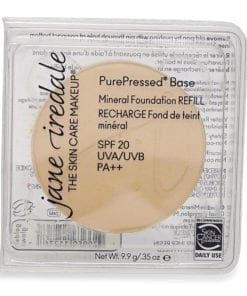 jane iredale PurePressed Base Refill Golden Glow 0.35 Oz