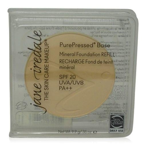 jane iredale PurePressed Base  Refill Warm Sienna 0.35 Oz