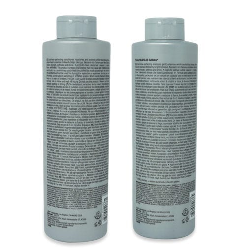 Joico Blonde Life Violet Shampoo 33.8 oz. and Blonde Life Violet Conditioner 33.8 oz. Combo Pack