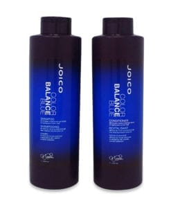 Joico Color Balance Blue Shampoo and Conditioner 33.8 Oz