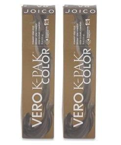 Joico Vero K-Pak Hair Color 8A Medium Ash Blonde (2 Pack)