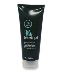 Paul Mitchell Tea Tree Firm Hold Unisex Gel 6.8 oz.