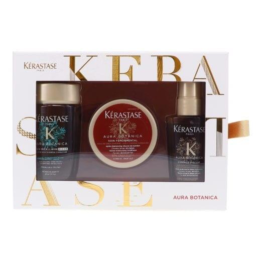 Kerastase Aura Botanica Bain Micellaire Shampoo and Conditioner Travel Set