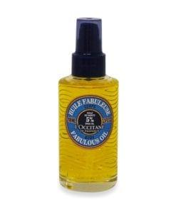 L'Occitane Body & Hair Fabulous Oil with 5% Shea Oil 3.4 Oz