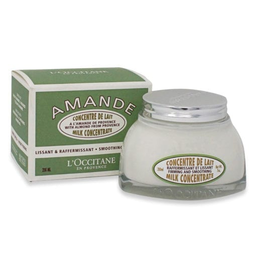 L'Occitane Firming & Smoothing Almond Body Milk Concentrate 7oz.