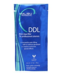 Malibu C DDL XL - Extra Lift Direct Dye Lifter - 6 pack