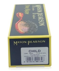 Mason Pearson Pure Bristle Pocket Sensitive Child Hair Brush