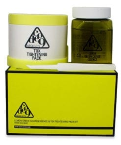 Neogen Code 9 Lemon Green Essence & Tox Tightening Pack Kit