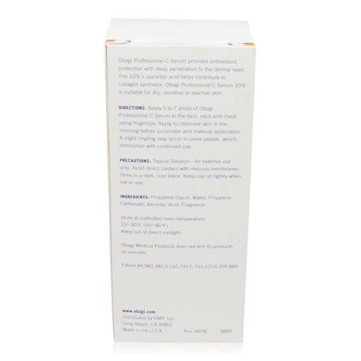 Obagi System Professional-C Vitamin C Serum 10%, 1 oz.