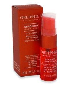 Obliphica Seaberry Omega 3,6,7,9 Serum Fine to Medium, 0.5 oz.