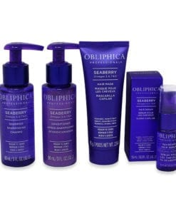 Obliphica Professional Seaberry Medium To Coarse Travel Kit