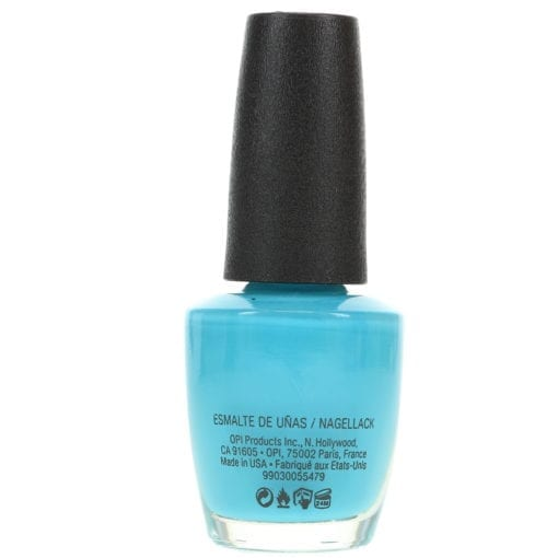 OPI Cant Find My Czechbook NLE75 .5 oz.