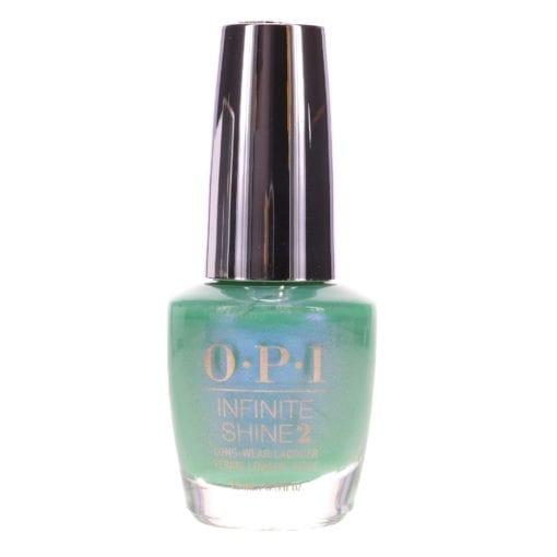 OPI Infinite Shine Hidden Prism Your Lime To Shine 0.5 oz